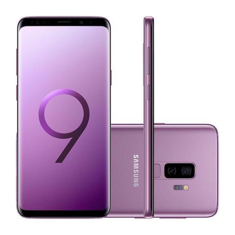 Imagem de Smartphone Samsung Galaxy S9+ 128GB Câmera 12MP Tela Dual Edge sAMOLED de 5.8 G9650