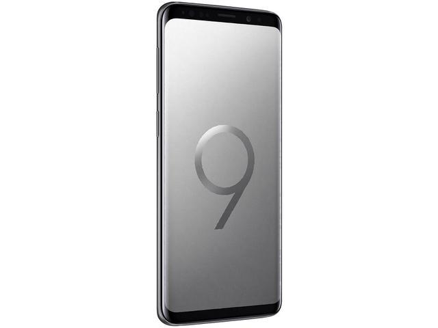 Imagem de Smartphone Samsung Galaxy S9 128GB Cinza 4G