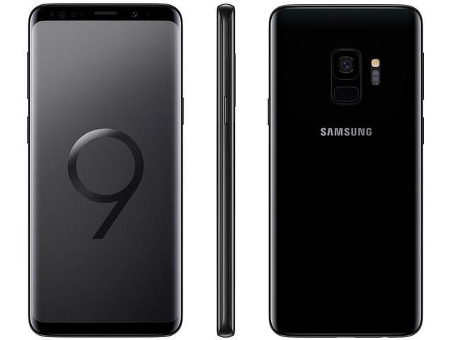 Imagem de Smartphone Samsung Galaxy S9 128GB Preto 4G