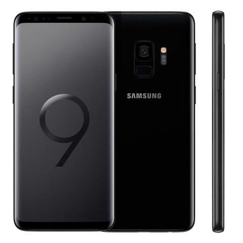 Imagem de Smartphone Samsung Galaxy S9 Dual Chip Android Octa-Core Tela 5.8
