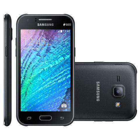 Imagem de Smartphone Samsung J1 Duos Câmera 5MP Tela 4.5 Polegadas memória 8GB