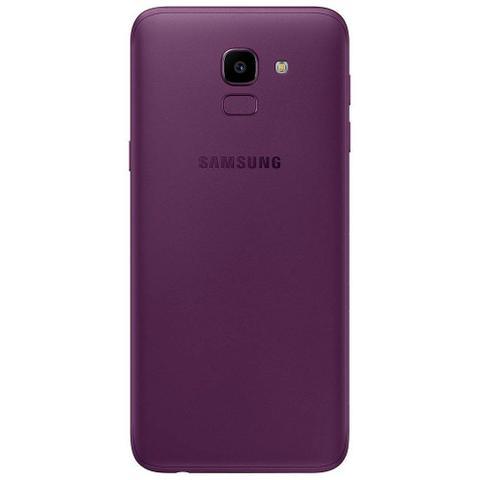 Imagem de Smartphone Samsung J6 Dual Chip Android 8.0 Tela 5.6 Câmera 13MP 32GB TV J600