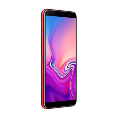 Imagem de Smartphone Samsung J6 Plus, Vermelho, J610G, Tela de 6