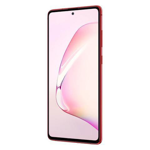 Imagem de Smartphone Samsung Note 10 Lite, Vermelho, N770, Tela de 6,7