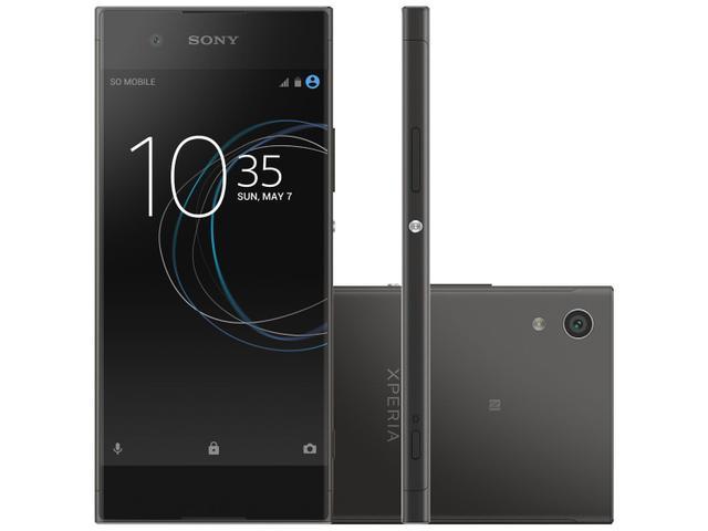 Imagem de Smartphone Sony Xperia XA1 Dual 32GB Preto