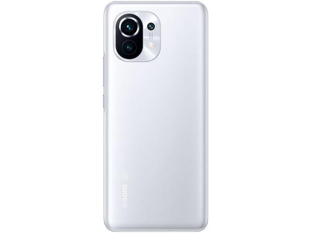 Imagem de Smartphone Xiaomi Mi 11 256GB Branco 5G