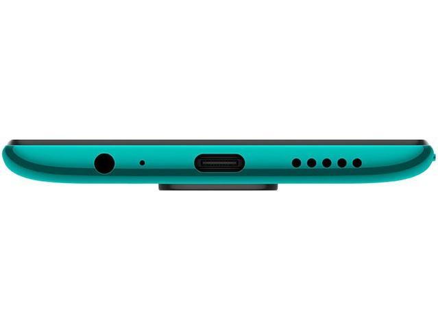 Imagem de Smartphone Xiaomi Redmi Note 9 64GB Verde 4G