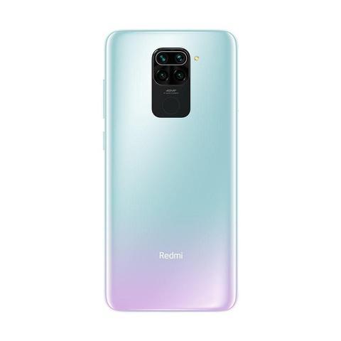 Imagem de Smartphone Xiaomi Redmi Note 9, Dual Chip, Branco, Tela 6.53