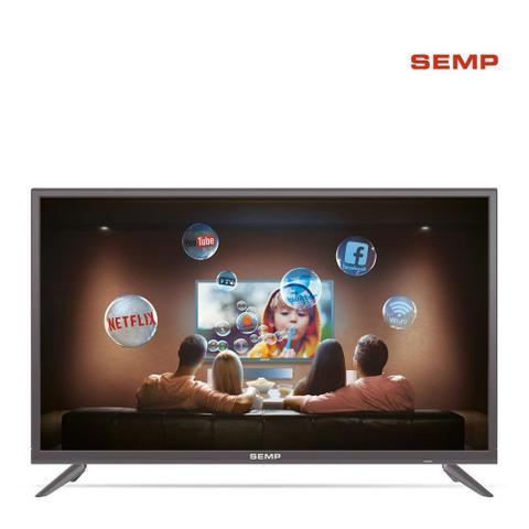 Imagem de SmartTV LED HD 32 Polegadas Semp WiFi 1 USB 2 HDMI