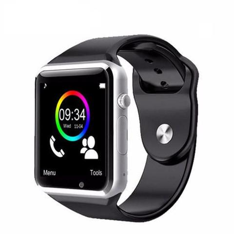 Imagem de Smartwatch Relógio Inteligente A1 Bluetooth iphone Ios Android