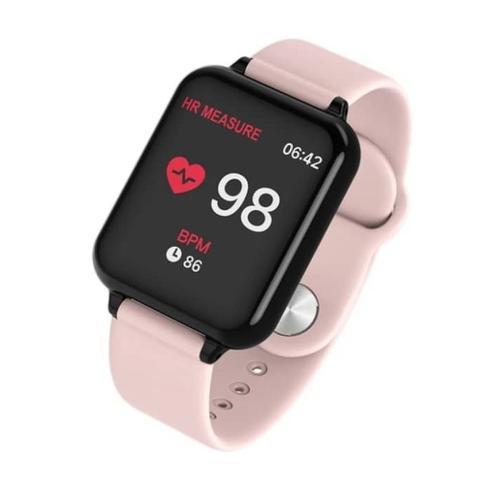 Imagem de Smartwatch Relógio Inteligente Hero Band Rosa
