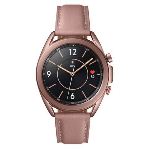 Imagem de Smartwatch Samsung Galaxy Watch 3 41mm LTE Bronze