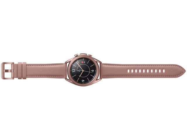 Imagem de Smartwatch Samsung Galaxy Watch 3 LTE Bronze