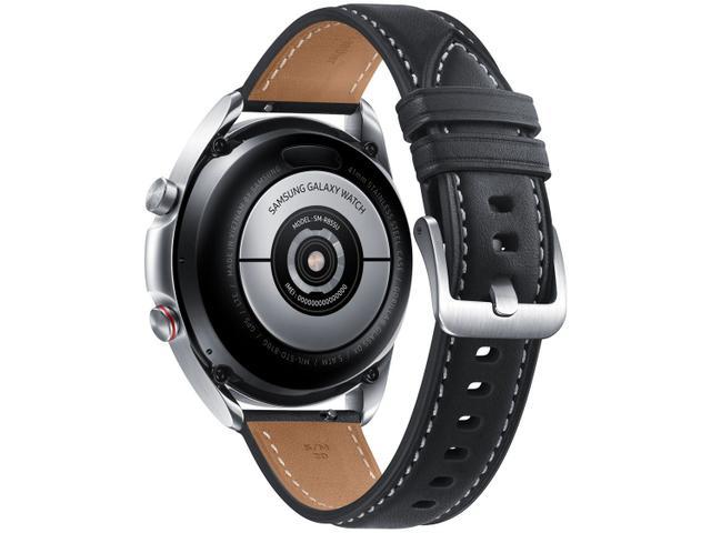 Imagem de Smartwatch Samsung Galaxy Watch 3 LTE Prata