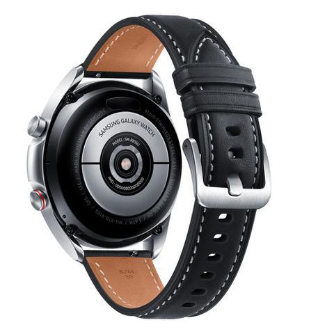 Imagem de Smartwatch Samsung Galaxy Watch 3 LTE Prata 41mm 8GB