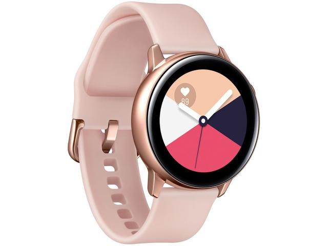 Imagem de Smartwatch Samsung Galaxy Watch Active Rose
