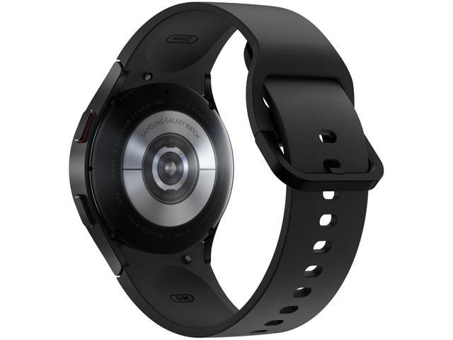 Imagem de Smartwatch Samsung Galaxy Watch4 BT Preto 40mm