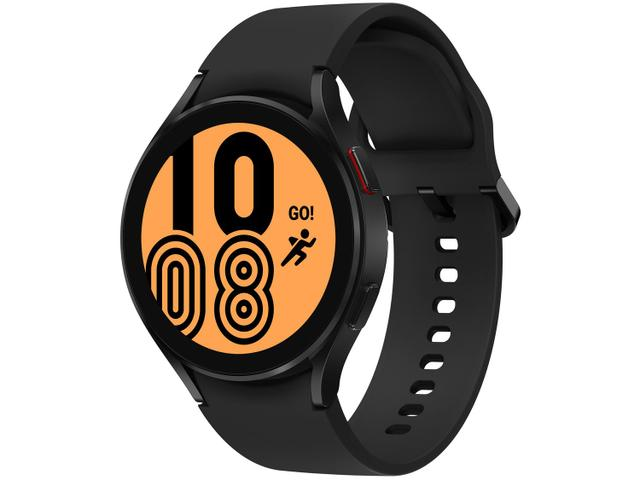 Imagem de Smartwatch Samsung Galaxy Watch4 BT Preto 44mm