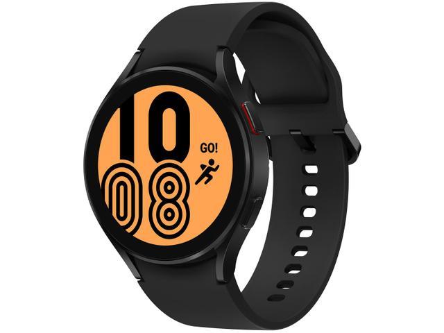 Imagem de Smartwatch Samsung Galaxy Watch4 LTE Preto 44mm
