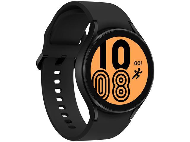 Imagem de Smartwatch Samsung Galaxy Watch4 LTE Preto