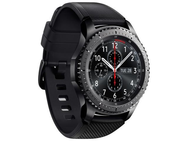 Imagem de Smartwatch Samsung Gear S3 Frontier