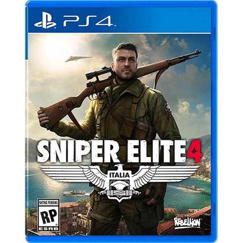 Jogo Sniper Elite 4 - Playstation 4 - 505 Games