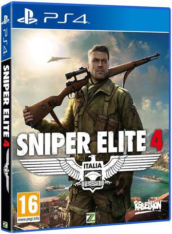 Jogo Sniper Elite 4 - Playstation 4 - 505 Games