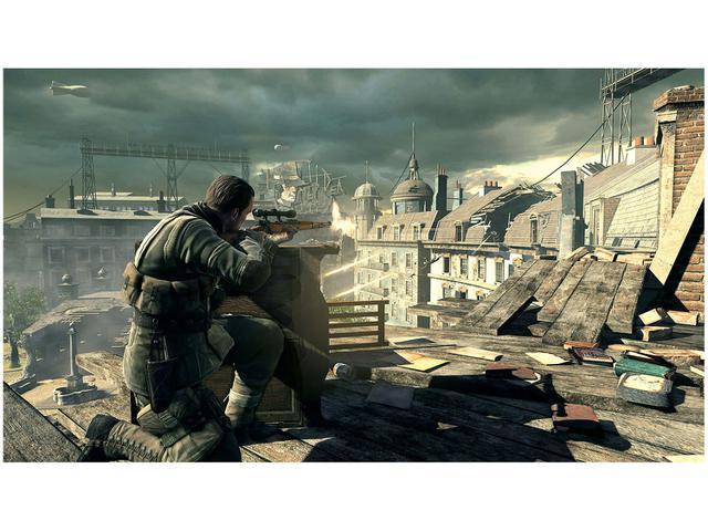 Imagem de Sniper Elite V2 para PS3