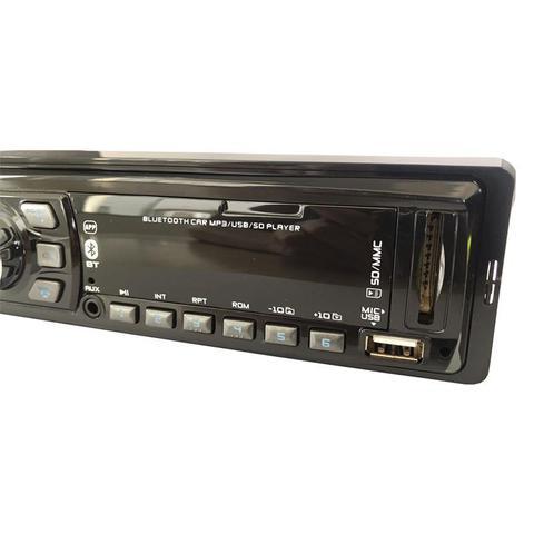 Imagem de Som Automotivo MP3 Players Bluetooth Entrada Auxiliar