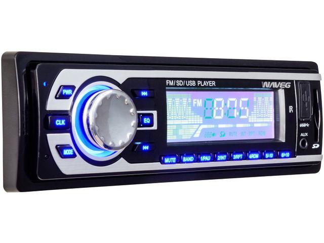 Imagem de Som Automotivo Naveg NVS 3066 MP3 Player