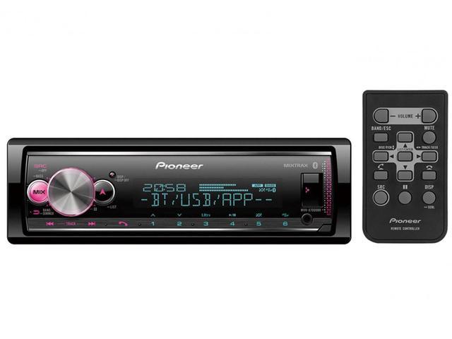 Imagem de Som Automotivo Pioneer Media Receiver Bluetooth
