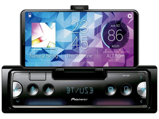 Imagem de Som Automotivo Pioneer MP3 AM/FM Bluetooth