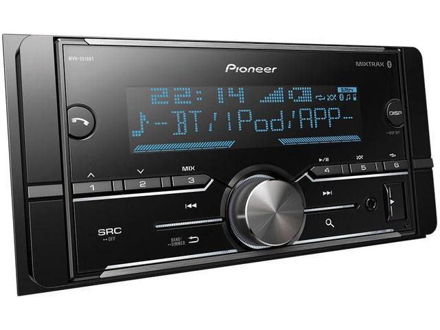 Imagem de Som Automotivo Pioneer MP3 Player AM/FM