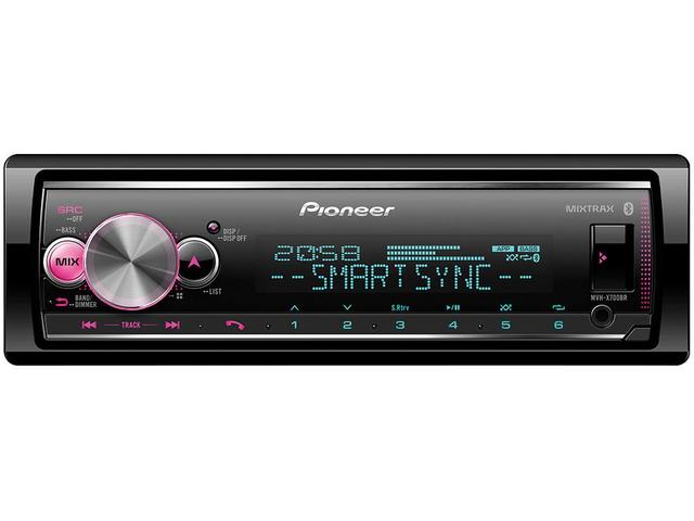 Imagem de Som Automotivo Pioneer MP3 Player AM/FM Bluetooth