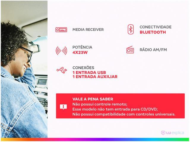 Imagem de Som Automotivo Pioneer MP3 Player Rádio AM/FM