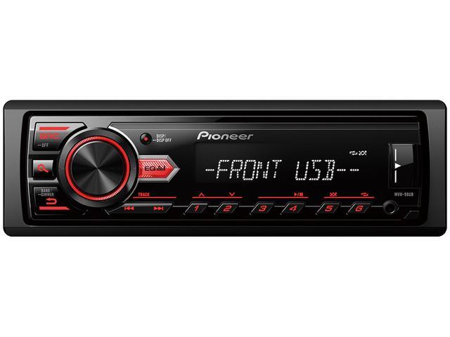 Imagem de Som Automotivo Pioneer MVH-98UB MP3 Player