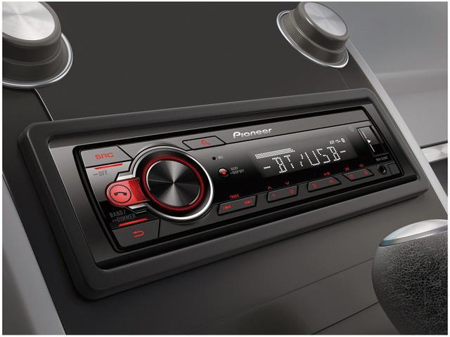 Imagem de Som Automotivo Pioneer MVH-S218BT Bluetooth