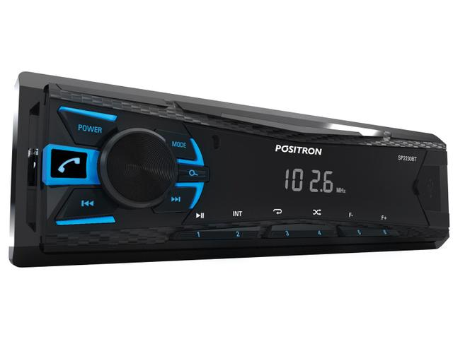 Imagem de Som Automotivo Pósitron MP3 Player FM