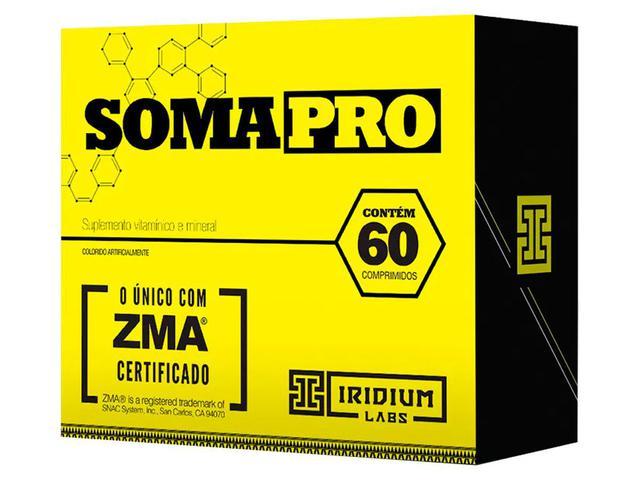 Imagem de Soma Pro 60 Cáps - Iridium Labs