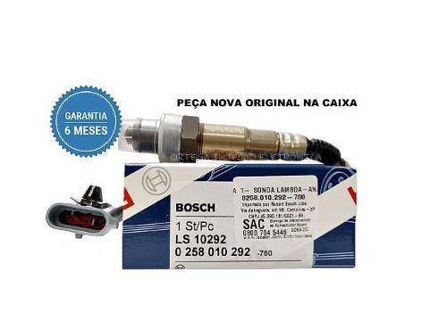 Imagem de Sonda Lambda Cobalt 2014 1.4 Pré Catalizador Original Bosch