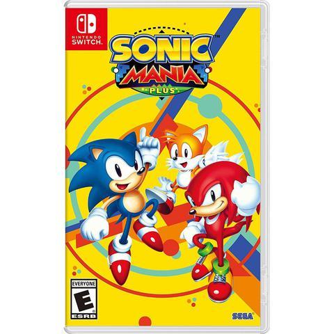 Imagem de Sonic Mania - Switch