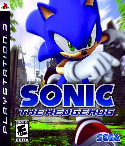 Imagem de Sonic the hedgehog - ps3
