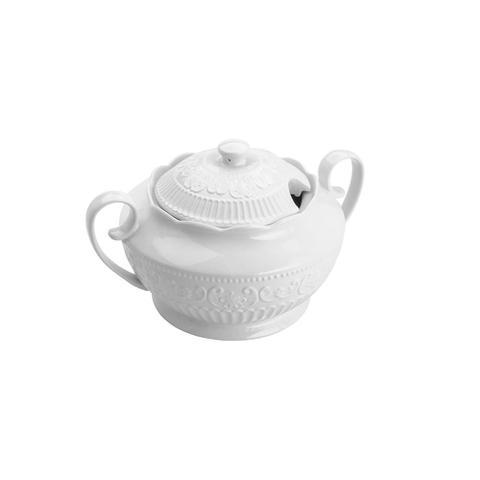 Imagem de Sopeira em porcelana Lyor New Bone 3,5 litros branco