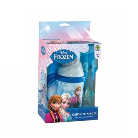 Imagem de Sorvete Magia Disney Frozen Seu Sorvete Em Minutos Dtc