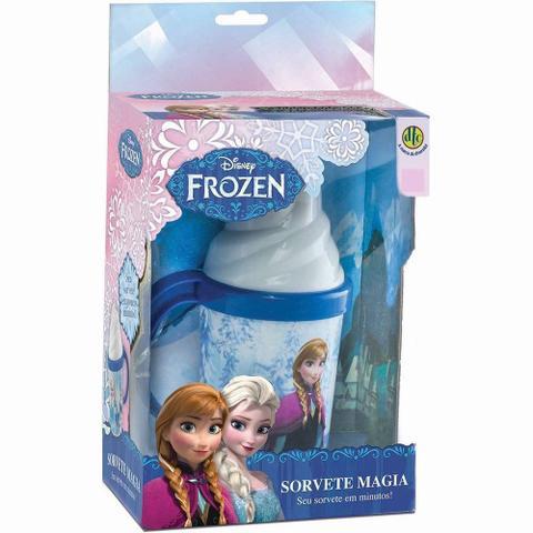 Imagem de Sorvete Magia Frozen Disney - Faz De Verdade - DTC