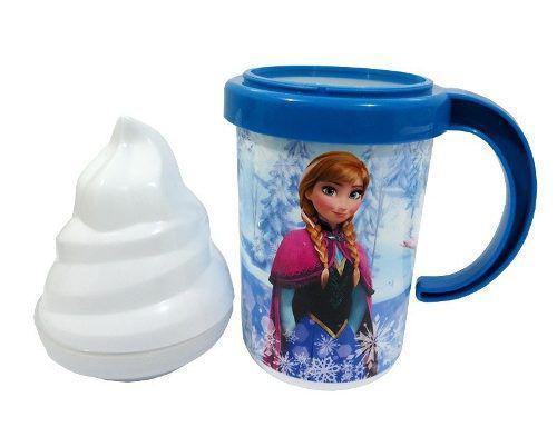 Imagem de Sorvete Magia Frozen Disney  Faz de verdade -Dtc