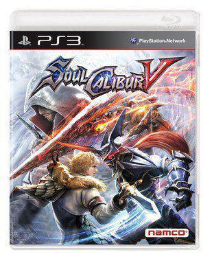 Jogo Soul Calibur V - Playstation 3 - Bandai Namco Games