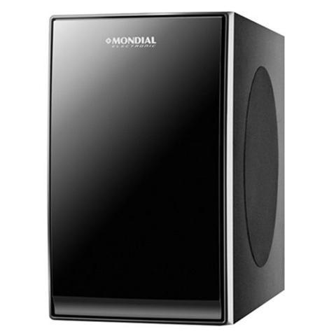 Imagem de Sound Bar Mondial SB-02 100W 2.1 Canais USB Bluetooth Preto Bivolt RMS