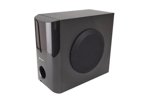 Imagem de Soundbar 180W RMS com Subwoofer Goldentec SBG01 com Bluetooth e USB - 2.1 Canais