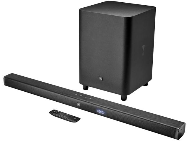 Imagem de Soundbar JBL Bar 3.1 Canais 178W Bluetooth